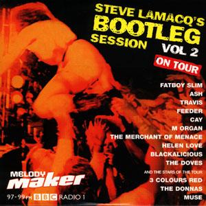 Steve Lamacq's Bootleg Session Volume 2
